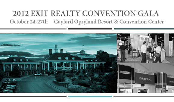 Check out the 2012 Supplier and Sponsor Expo at EXIT Realty's Annual Convention!