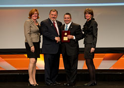 """Jeff Lobb Recognized with EXIT Realty's """"Award of Expertise"""""""