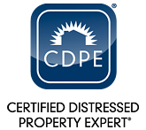EXIT Approved Supplier - Certified Distressed Property Expert