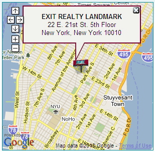 The EXIT Real Estate Franchise Network Thrives in Manhattan