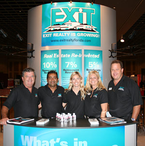 Moving Forward in an Upward Direction: EXIT Realty Florida Attends FAR Convention