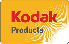 EXIT Approved Supplier - Kodak