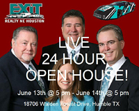 24-Hour Open House and Networking Party This Weekend