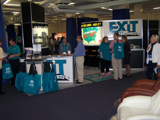 EXIT Realty Corp. International exhibits at National Association of REALTORS® Mid-Year Trade Show