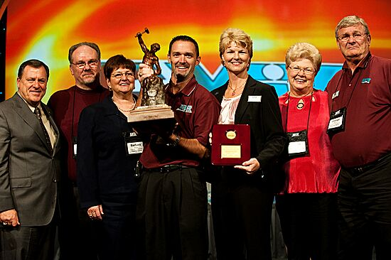 A Winning Trifecta for EXIT Realty Mid-South (TN/KY) at EXIT's International Convention in Washington, DC